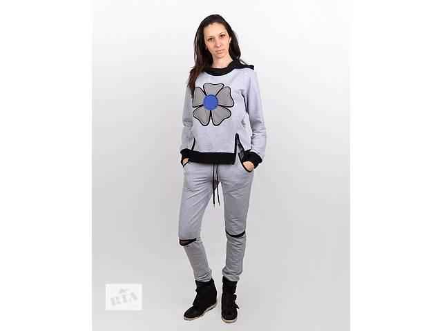 купить бу Яркий женский спортивный костюм СК-0165  в Харькове