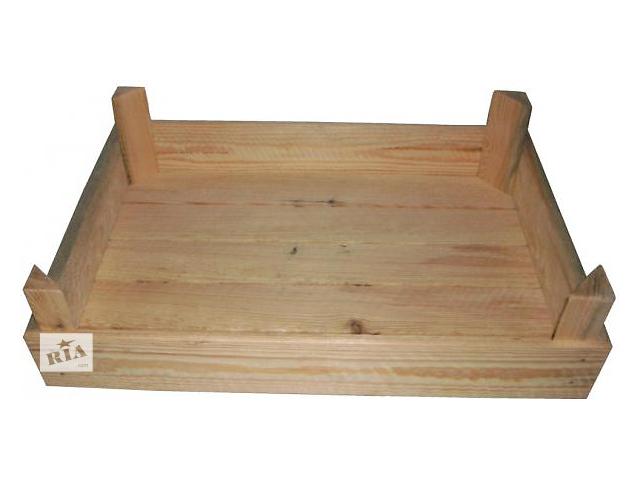 Ящик деревянный для фруктов- объявление о продаже  в Черкассах