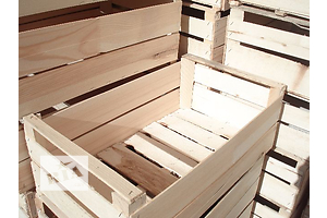 Ящики шпоновие 500*300*160 под сливу