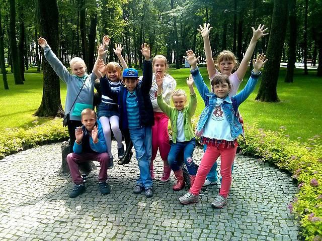 Языковой детский лагерь- объявление о продаже  в Харькове