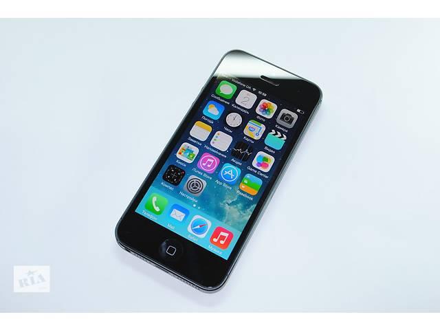 купить бу идеальное айфон гарантия супер идеал iphone 5 Neverlock состояние 16gb в Виннице