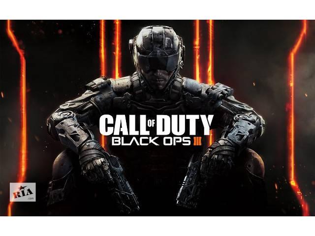продам Игра для PS4 CALL OF DUTY: BLACK OPS III бу в Киеве