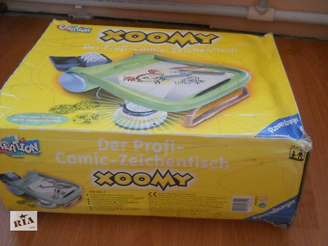 купить бу Игра-рисовалка для детей XOOMY Ravensburger в Днепре (Днепропетровск)