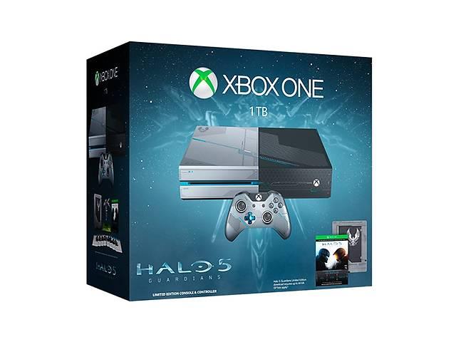 продам Игровая консоль Xbox One 1TB Halo 5 бу в Киеве