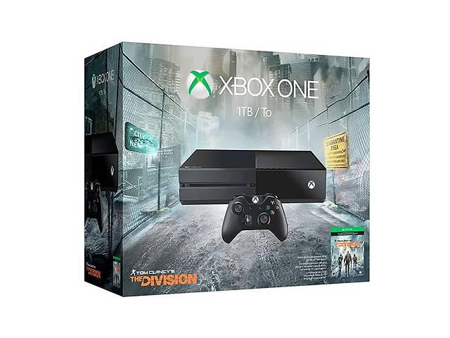 бу Игровая консоль XBOX ONE 1TB The Division в Киеве