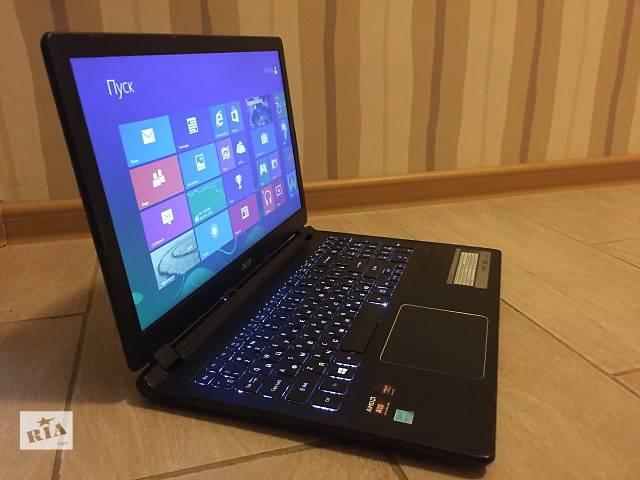 Игровой Acer Aspire-V5, подсветка клавиатуры - объявление о продаже  в Черноморске (Ильичевск)