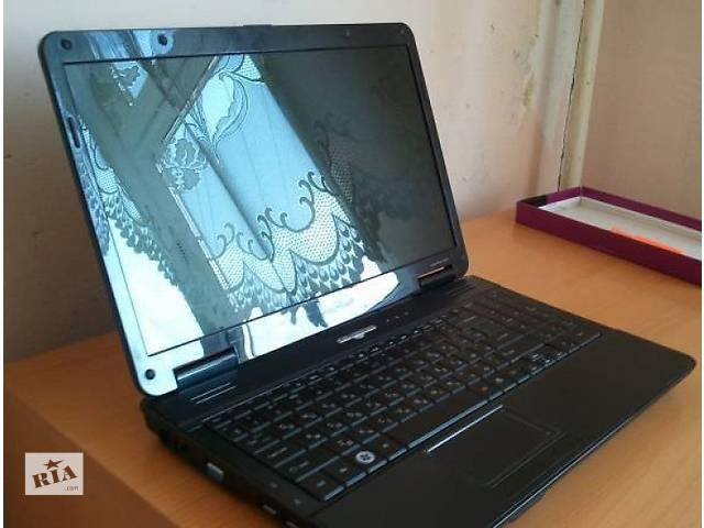 бу Игровой,крепкий  ноутбук Acer eMashines E430  в Киеве