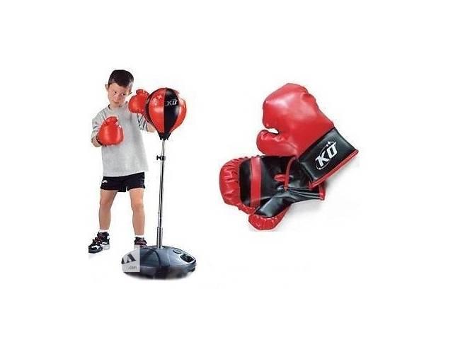 бу Игровой набор Бокс MS 0333/143881 груша на стойке в Киеве