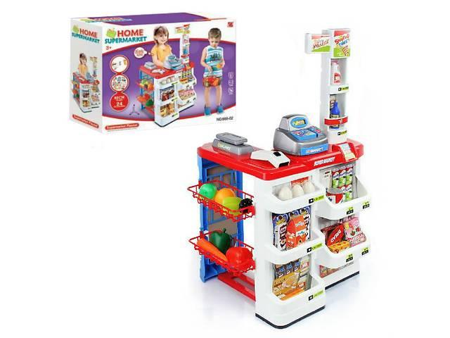 купить бу Игровой набор «Супермаркет с корзиной» 668-02 в Харькове