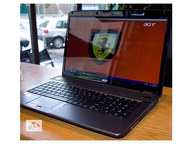 бу Игровой  ноутбук Acer Aspire 7540 с экраном 17,3 в Киеве