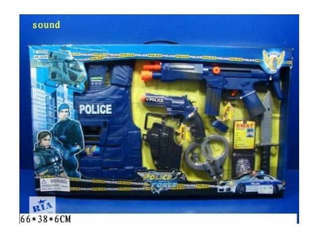 бу Игровой Полицейский набор 33520 в Киеве
