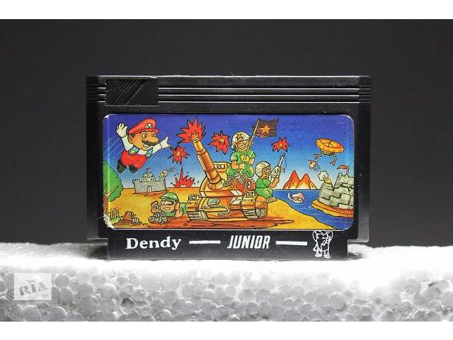 продам Игровой Картридж Dendy / Денди | Dendy — Junior 999in1 бу в Одессе