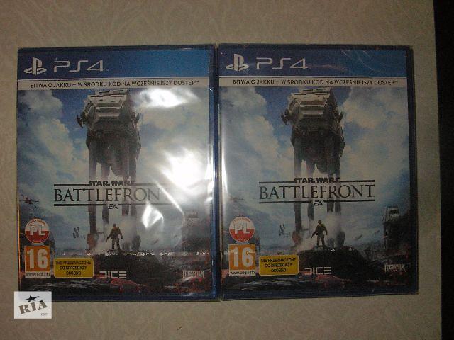 купить бу Игровой диск PS4 в Одессе