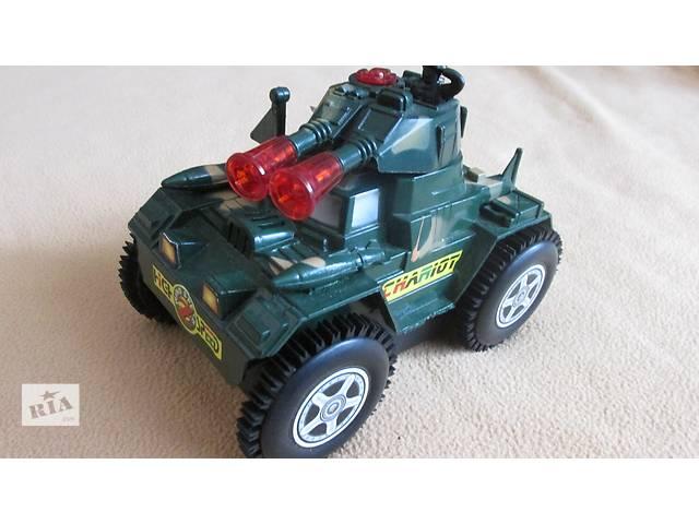 игрушка броневичок резвый- объявление о продаже  в Фастове