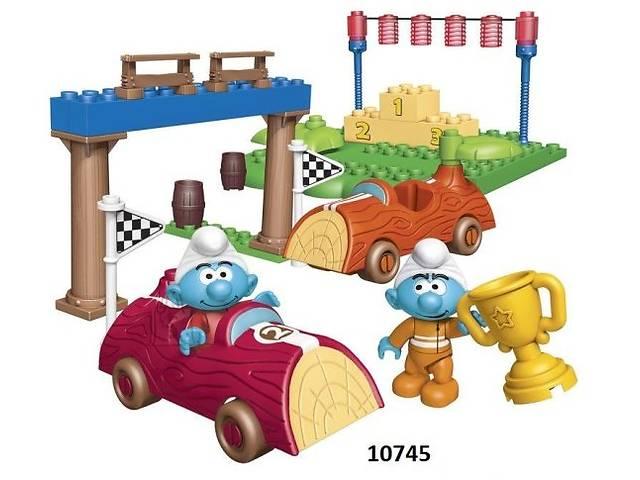 """бу Игрушка для конструирования """"Смурфики"""" (детские игрушки) в Симферополе"""