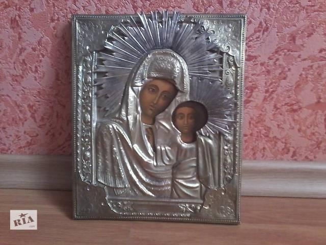 продам икона Казанская Божья Матерь 19 век бу в Виннице