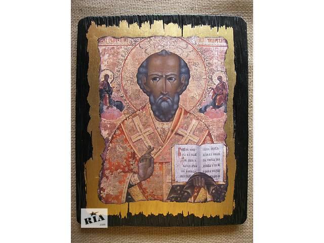 купить бу Икона Николая Чудотворца в Киеве