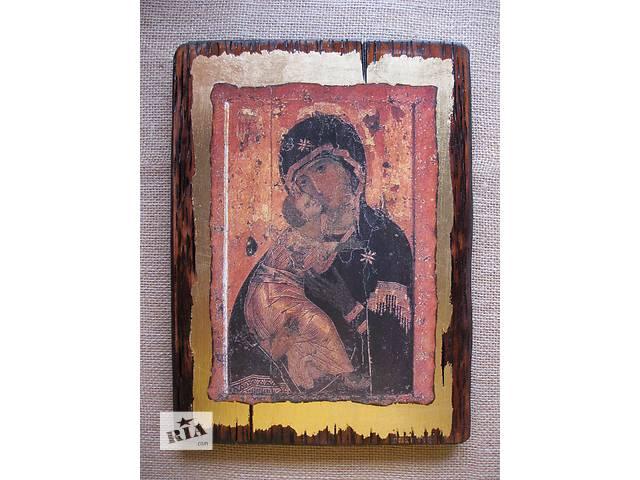 купить бу Икона Пр. Богородица Владимирская в Киеве