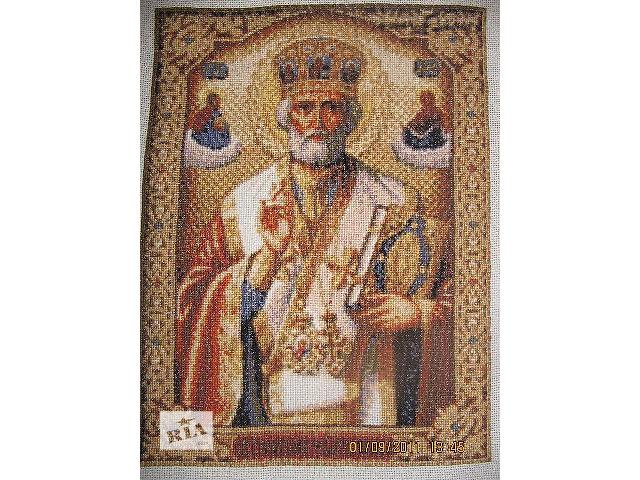 Икона святой Николай Чудотворец- объявление о продаже  в Одессе