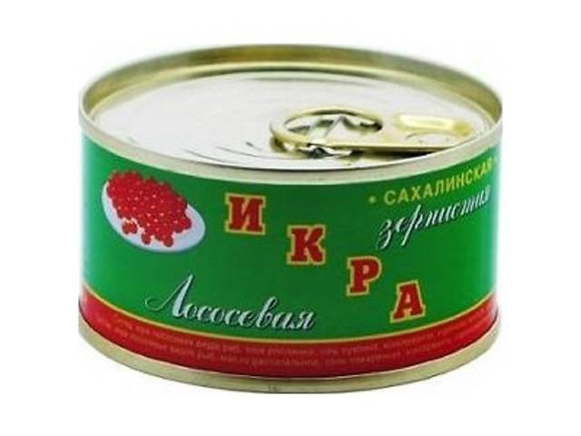 бу Икра красная Южно- Сахалинская.  в Украине