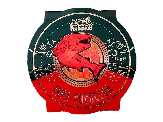 купить бу Икра лососевая капсулированная ТМ Рыбанов - оптом  в Украине