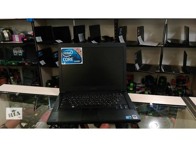 Имиджевый  Dell 14 i7 4 озу 500 винт, хорошее состояние- объявление о продаже  в Виннице