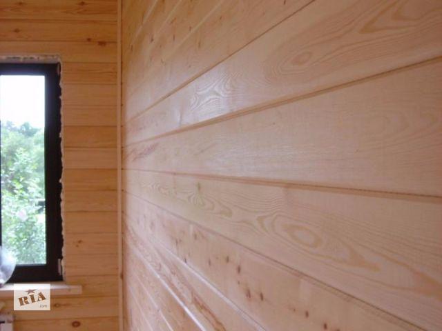 бу Имитация бруса (Фальшбрус) сосна (1 сорт) 20х115 в Днепре (Днепропетровске)