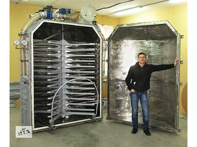 бу Инфракрасная конвекционная вакуумная импульсная сушка для продуктов! в Харькове