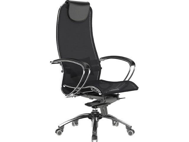 купить бу Инновационное офисное кресло SAMURAI S1 BLACK в Киеве