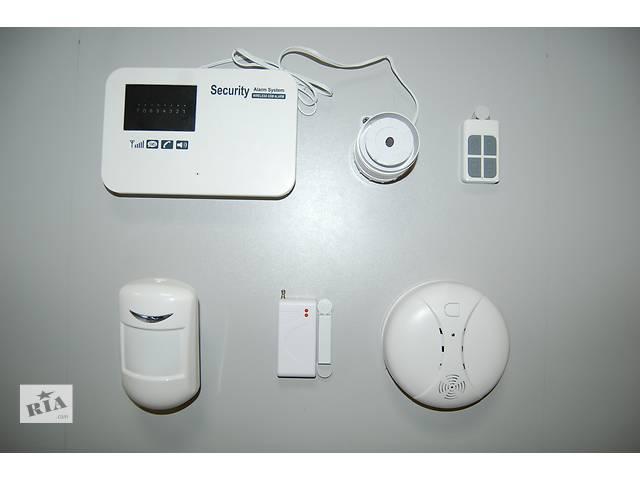 бу Интелектуальная охранная GSM сигнализация для дома и офиса. в Чернигове