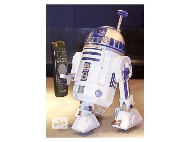 бу Интерактивный робот R2-D2, управляемый голосом в Киеве