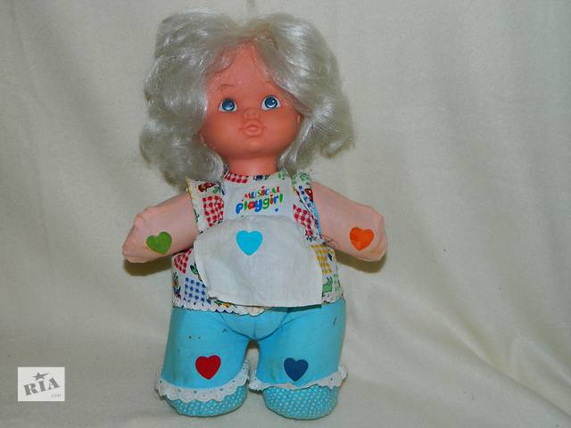 продам Винтажная Кукла Musical Playgirl Hong Kong 80х бу в Тернополе