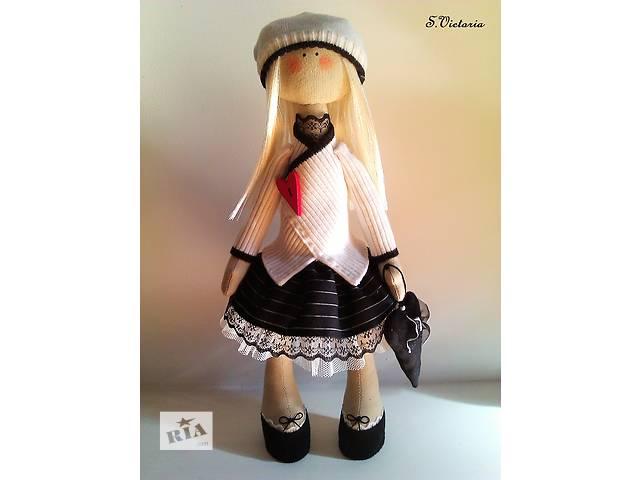 продам Интерьерная кукла 38см бу в Запорожье