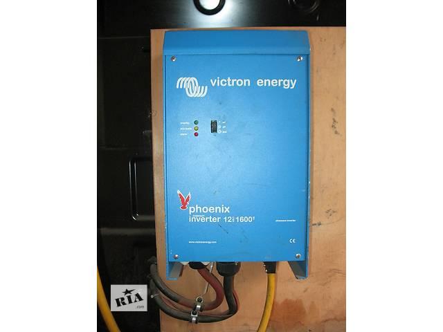 купить бу инвертор-преобразователь напряжения 12v-220v 1600w в Тернополе