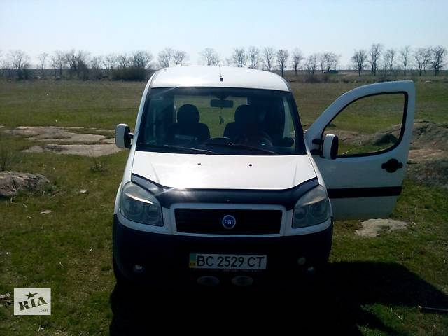 бу ищу работу на личном автомобиле фиат добло в Запорожье