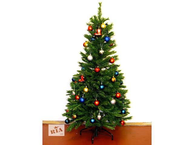 продам Искусственная елка на Новый год с доставкой по Киеву 120, 150, 180, 210 см бу в Киеве
