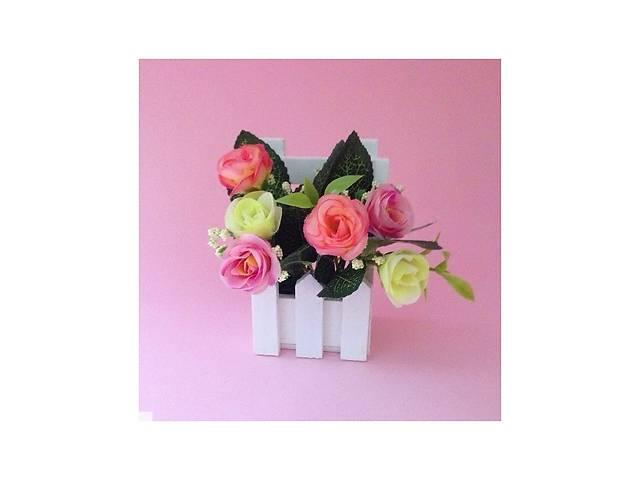 продам Искусственные цветы в горшочках оптом бу в Одессе