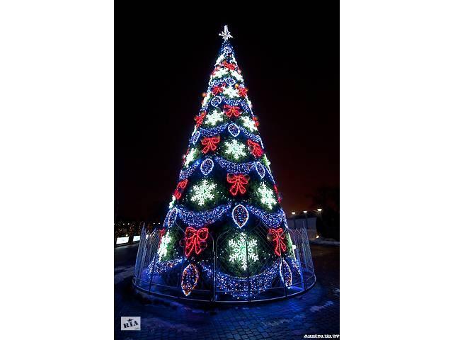 купить бу Большие искусственные елки в Харькове