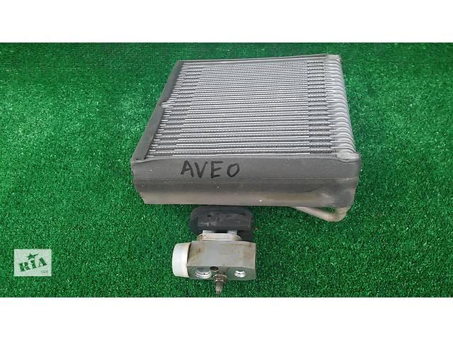 бу Радиатор кондиционера печки для легкового авто Chevrolet Aveo T200 в Тернополе