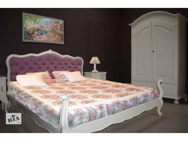 итальянская двухспальная кровать барокко- объявление о продаже  в Ужгороде