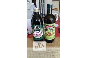 итальянское оливковое масло в ассортименте