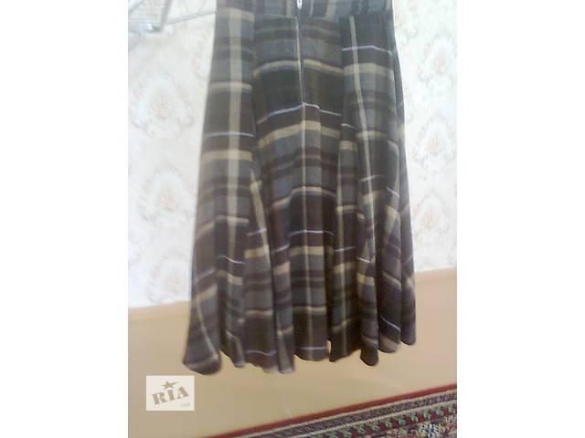 юбка mango, клешенная, полушерстянная, 46-го размера,на подкладке- объявление о продаже  в Мариуполе (Донецкой обл.)