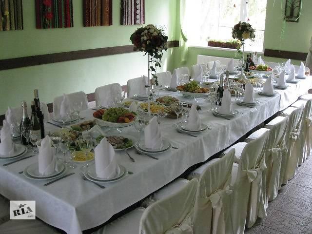 купить бу Юбилей за городом в Загородном комплексе Дубравушка Club в Киевской области