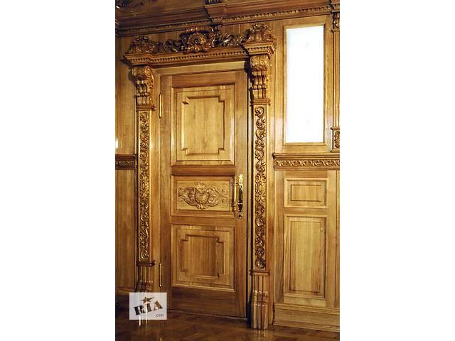 купить бу Изготавливаем деревянные двери на заказ в Одессе