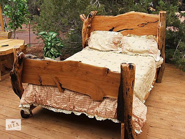 Мебель с дерева своими руками
