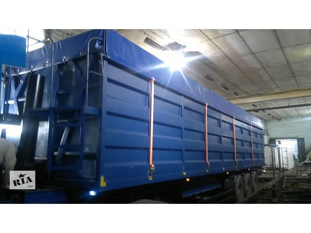 продам изготовление самосвальных кузовов - зерновоз , щебневоз , щепковоз. бу  в Украине