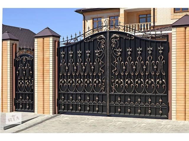 бу Изготовление ворот любой сложности под заказ в Одессе