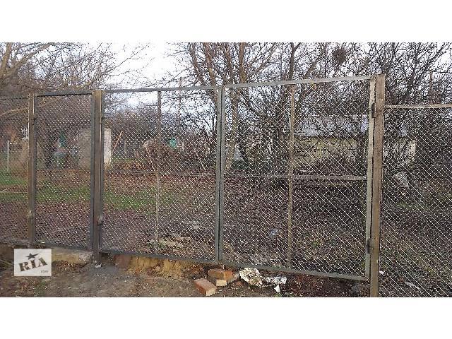 бу Изготовление и установка ворот и калиток в Харькове