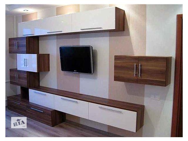Изготовление мебели под заказ: мебель для гостиной в северод.