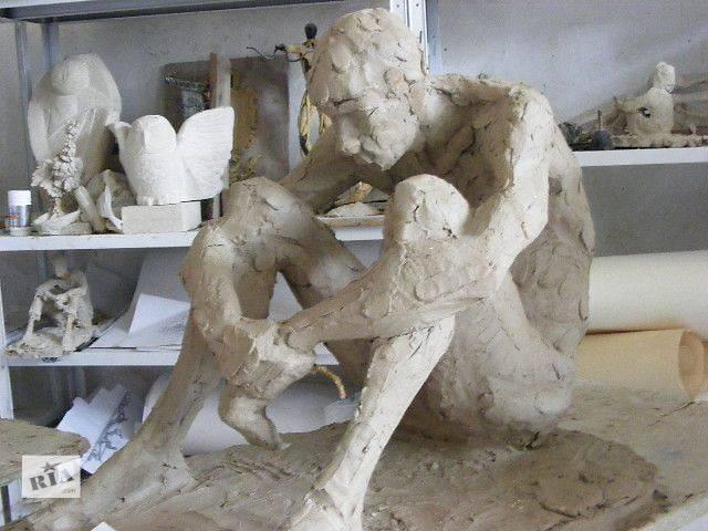 продам Изготовление скульптур из пластика, бетона, бронзы, мрамора, песчаника, дерева, гипса бу в Киеве